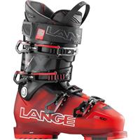 Red / Black Lange SX 100 Ski Boots Mens