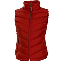 Red Bogner Pura2 D Vest Womens