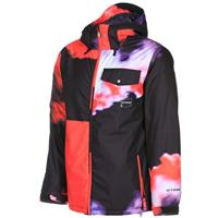 Red Dawn Volcom Discourse Insulated Jacket Mens