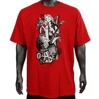 Grenade Rockout T Shirt Short Sleeve Mens