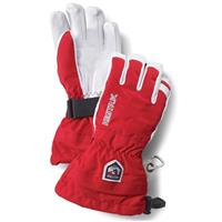 Red Hestra Heli Ski Jr Gloves