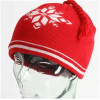 Red Neve Gail Hat Womens