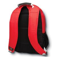 Red Quiksilver Real Genuis Backpack Boys