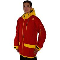 Sessions Form Jacket - Men's - Red