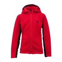 Red Spyder Core Full Zip Midweight Hoody Sweater Boys