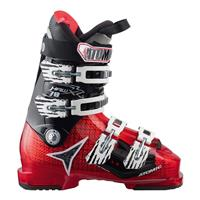 Red Translucent / Black Atomic Hawx 70 Ski Boots Youth