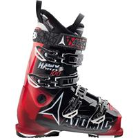 Red Transparentparent / Black Atomic Hawx 100 Ski Boot Mens