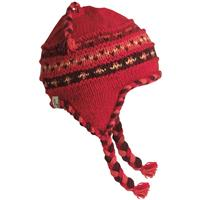 Red Turtle Fur Nepal Tyler Hat Youth