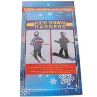 Red Youth Ski Harness
