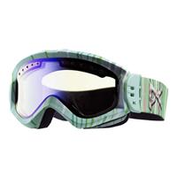 Rein Frame / Blue Lagoon Lens Anon Majestic Goggle Womens