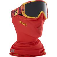 Tinfoilhat Frame with Smoke Lens (185371 635) Anon Relapse Jr MFI Goggle