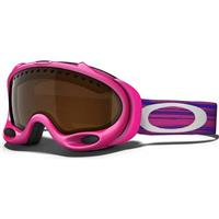 Rich Pink Frame / Black Iridium Lens (57 541) Oakley A Frame Goggle