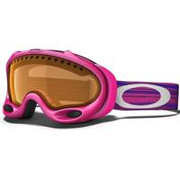 Rich Pink Frame / Persimmon Lens (57 542) Oakley A Frame Goggle