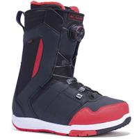Black Red Ride Jackson Snowboard Boots Mens