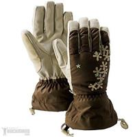 Roasted Brown Burton Profile Glove Womens