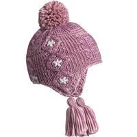Rosebud Turtle Fur Dew Drop Hat Girls
