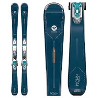 Rossignol Nova 4 CA Skis with XP 10 Bindings Womens