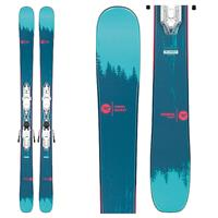 Rossignol Sassy 7 Skis with XP 10 Bindings Womens