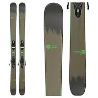 Rossignol Smash 7 Skis with XP 10 Bindings Mens