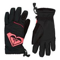 Anthracite Roxy Popi Gloves Womems
