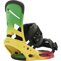 Rude Bwoy Burton Mission EST Snowboard Bindings Mens