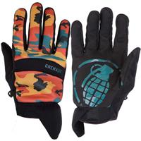 Grenade Fatigue Pipe Gloves Mens