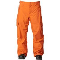 Rust Quiksilver Portland Insulated Pant Mens