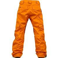 Safety Orange Burton Cargo Pant Mens
