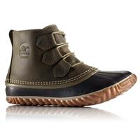 Sorel Out N About Leather Boot Womens