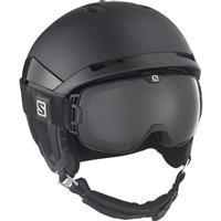 Black Mat Salomon Quest Helmet