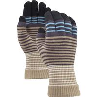 Sandstruck Stripe Burton Touch N Go Knit Glove Womens
