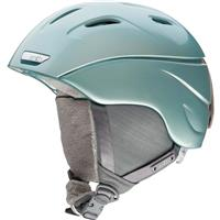 Satin Mist Smith Intrigue Helmet Womens