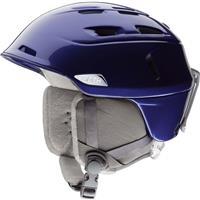 Satin Ultraviolet Smith Compass Helmet Womens