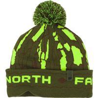Scallion Green The North Face Ski Tuke Youth