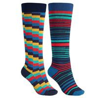 Submarine Burton Weekender Sock 2 Pack Womens
