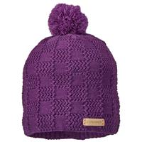Magestic Purple Screamer Amelia Beanie Womens