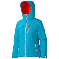 Sea Glass Marmot Free Skier Jacket Womens