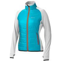 Sea Glass / Platinum Marmot Variant Jacket Womens