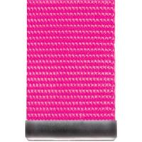 Neon Pink See Ya 1 1/2 Nylon Belt