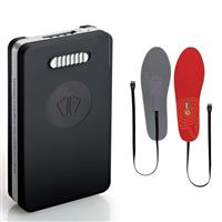 Nano Battery Pack Set with Insoles (Heated Boot Warming System)