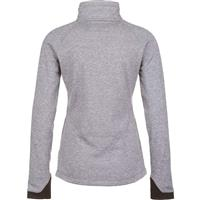 Silver Melee ONeill Heat Fleece Full Zip Jacket Womens