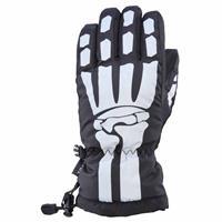 Skeleton Seirus Jr Rascal Gloves Youth