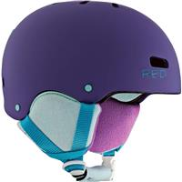 Sketch RED Trace Grom Helmet Youth