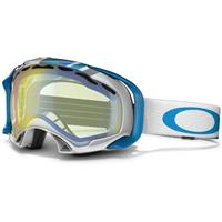 Slalom Peacock Blue Frame / Hi Yellow Lens (59 289) Oakley Splice Goggle