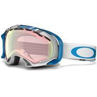 Slalom Peacock Blue Frame / VR50 Pink Iridium Lens (59 152) Oakley Splice Goggle