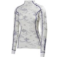 Sling Flower White Helly Hansen Warm Freeze 1/2 Zip Womens