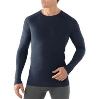 Blue Steel Heather Smartwool NTS Midweight 250 Crew Mens