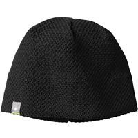 Black Smartwool Textured Lid Hat