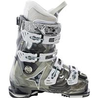 Smoke / Black Transparent Atomic Hawx 100 W Ski Boots Womens
