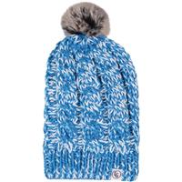 Blue Heather Candygrind Snow Bunny Beanie Womens
